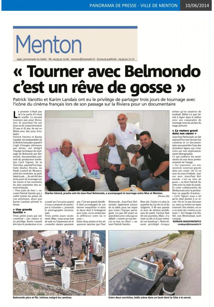 TOURANGE BELMONDO